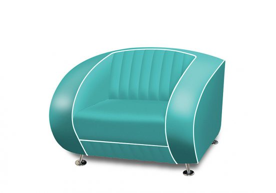 Retro stoel