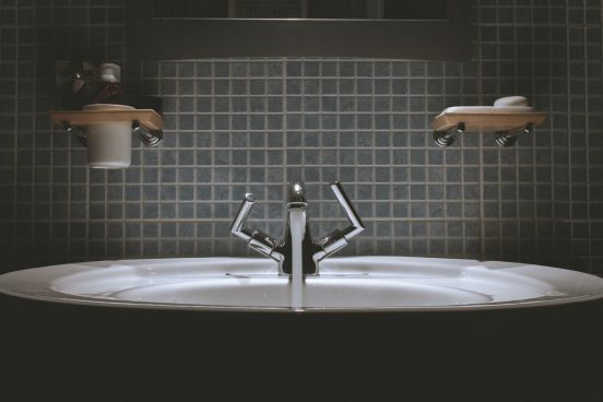 badkamer vignette